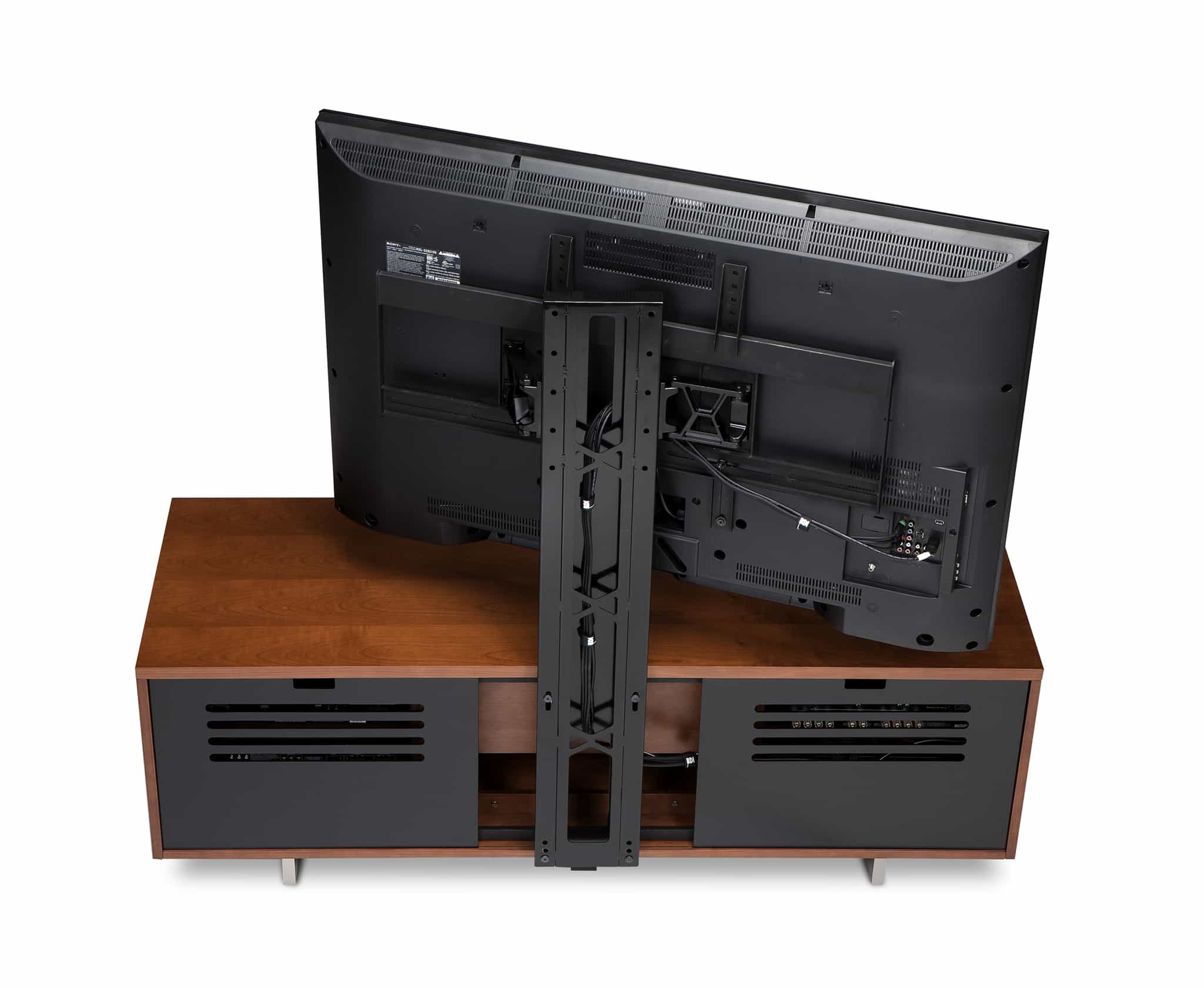 Home Theater Cabinet Cooling Bdi Mirage 8224 Av Cabinet Review Reference Home Theater