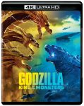 Godzilla 4K Blu-ray Box Art