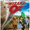 Warner Brothers announces The Wizard of Oz on 4K Blu-ray on October 29th